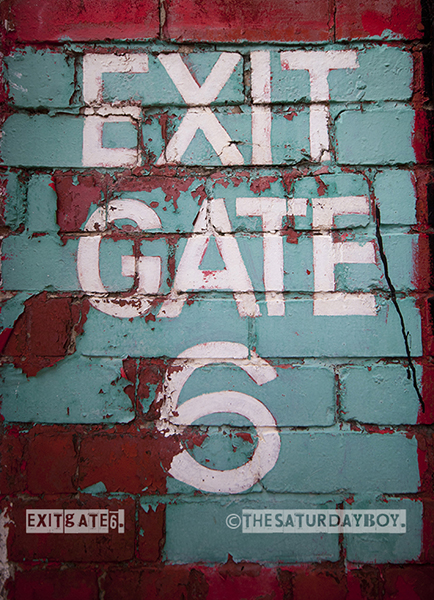 exit gate 6