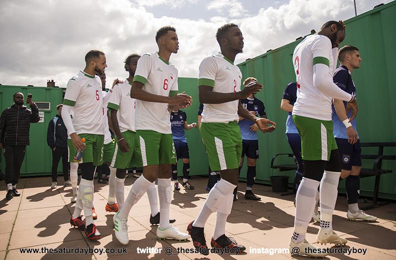 Somaliland v Yorkshire